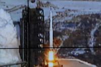 朝鲜发射卫星以小搏大