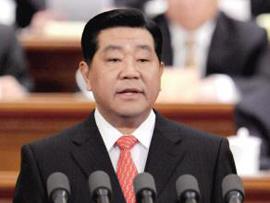 贾庆林政协工作报告:今后5年完善民主监督机制