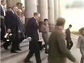撒切尔人民大会堂摔跤片段