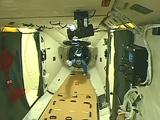 航天员首次进入天宫全程视频