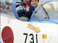登编号731飞机作秀刺激中国