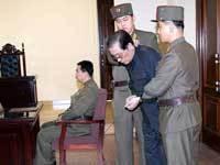 朝鲜宣布判处张成泽死刑并已执行