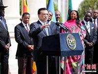评:中非关系已注入新的动力