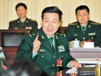 解放军副总参谋长王冠中将出席香格里拉对话会