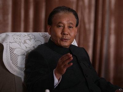 专访邓小平扮演者马少骅 与邓家多次通话
