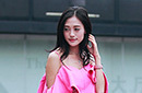 北京时尚潮女依旧迷人