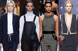 """巴黎时装周上的""""爆款""""有哪些"""