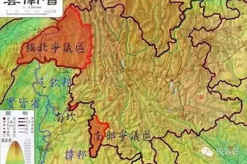 中缅边境现状