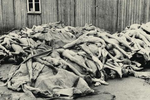 二战回忆录:囚犯镜头下恐怖的毛特豪森集中营