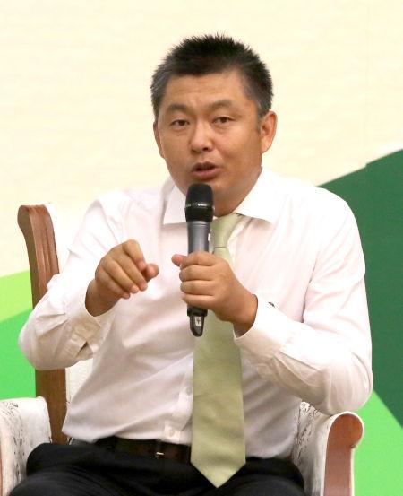 王召明 蒙草抗旱集团董事长