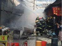 安徽芜湖私人餐馆液化气爆炸已致17死