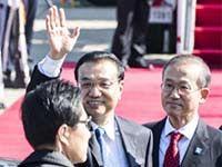 李克强访韩 韩国接待李克强和安倍规格差别巨大