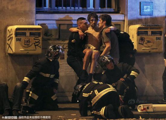 连线:中国目击者讲述惊魂一刻