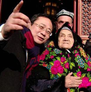 新疆维族百岁老人:心底流淌出的赞歌唱给党听