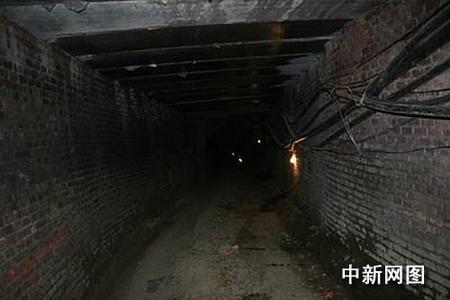 河北承德11名矿工被困6天全部获救(组图)