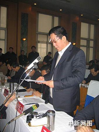 山西临汾市长向死难者家属致歉愿接受处分