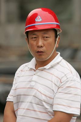 2007感动中国年度人物推荐:黄久生(图)