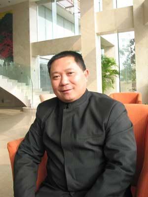 南京网宣中心主任刘斌:利用网络告诉世界真相