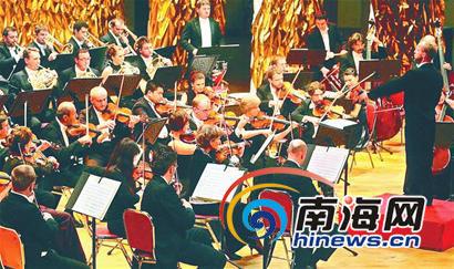 喜庆乐曲迎新年 波兰国家交响乐团昨献艺海口