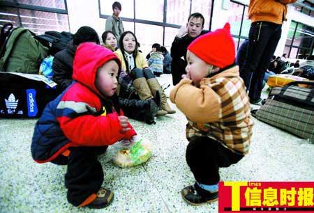 广州春运应急场所增至13个