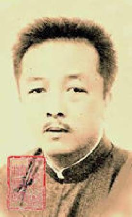 资料图片:北京大学理予科国文教授刘半农