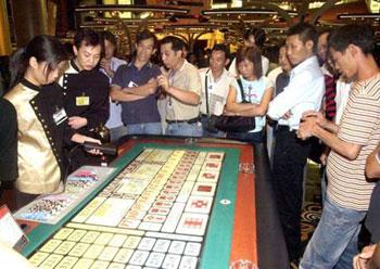 港商控告澳门金沙赌场违约获赔3.4亿港币(图)