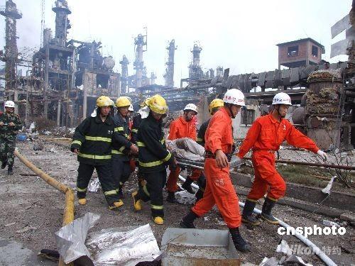 广西宜州化工厂爆炸已造成16死60伤
