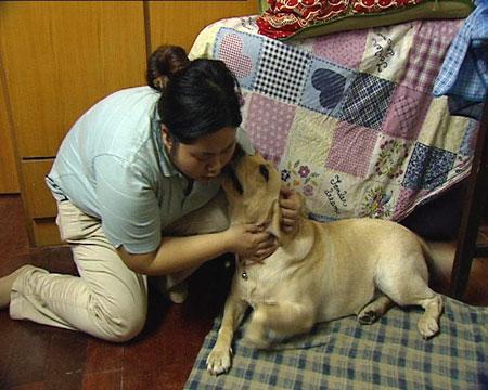 教え子と性交する_9月4日播出《盲人与狗的幸福生活》