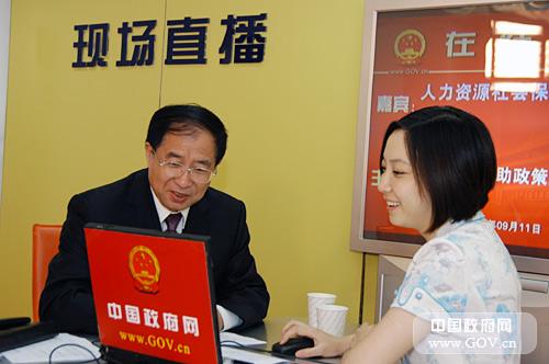 人保部:汶川地震后四川有将近80万人失业