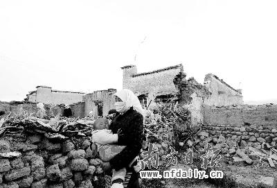 西藏新疆强震重要设施未损