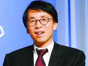 2008年中国魅力50人评选候选人:谢国忠