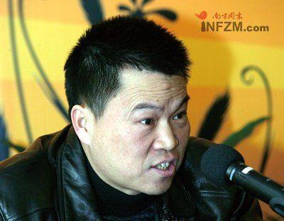 2008年中国魅力50人评选候选人:任剑涛