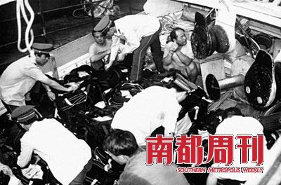 台湾假钞疯狂制造