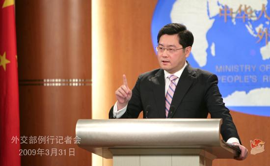 外交部就所谓中国网络间谍入侵多国电脑等答问