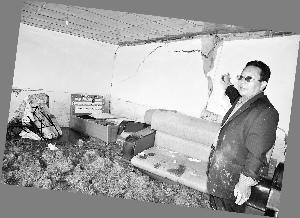甘肃玛曲特大暴雨造成直接经济损失7200万元