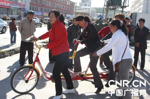 感受动力新体验山地车乐游内蒙古阿尔山