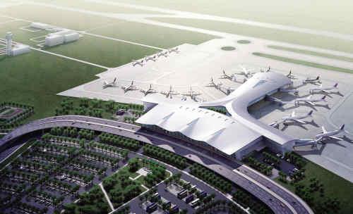 目前正在使用的汕头外砂机场将停用