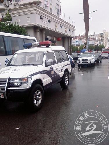 温州警方正捕捉处置劫持人质事件最佳时机