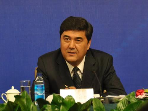 新疆自治区主席:分裂与反分裂斗争由来已久