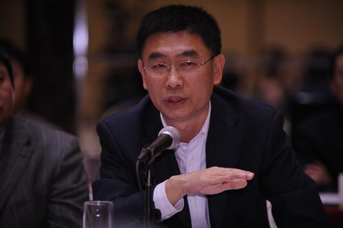 姚坚:搭建知识产权平台 发展绿色商业模式