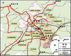 天津今年新建4条高速公路