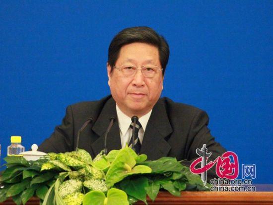 国家发展和改革委员会主任张平 中国网王锐