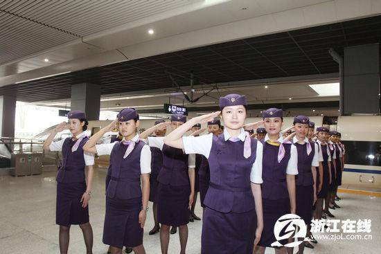 本网记者体验京沪高铁