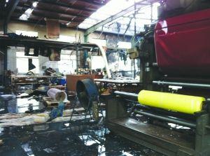泰兴一厂房烘箱爆炸5死13伤