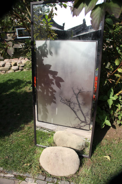 卢彦鹏作品展览现场。来源:色影无忌 拍摄/张静