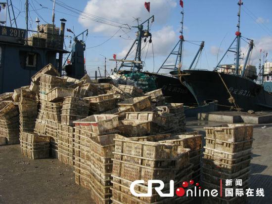 石岛渔港。图片来源:CFP