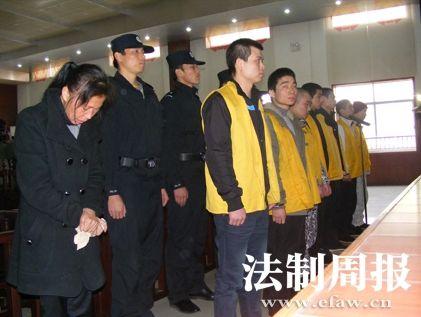 宁乡金店抢劫案八名被告人分别获刑。