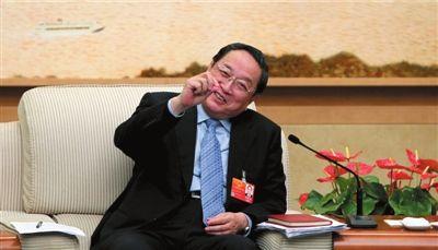 6日,上海代表团开放,上海市市委书记俞正声回答中外记者提问。本报记者王海欣摄
