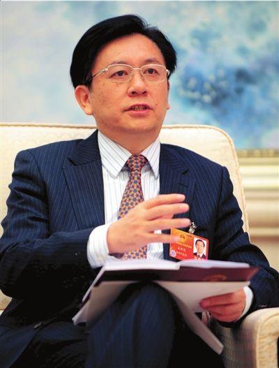 三亚市市委书记姜斯宪。