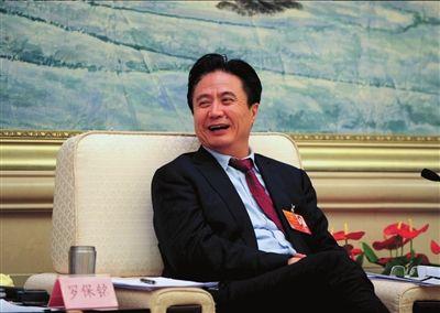 海南省省委书记罗保铭。